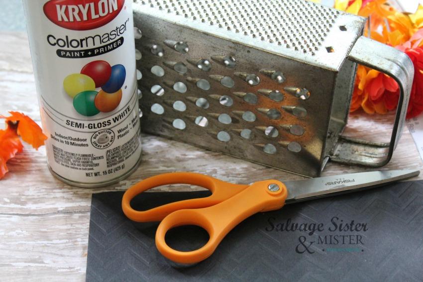repurposed craft on salvagesisterandmister.com