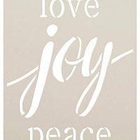 Joy Stencil
