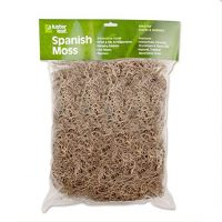 Luster Leaf Spanish Moss-350 Cubic Inches 1220, 350 cuin