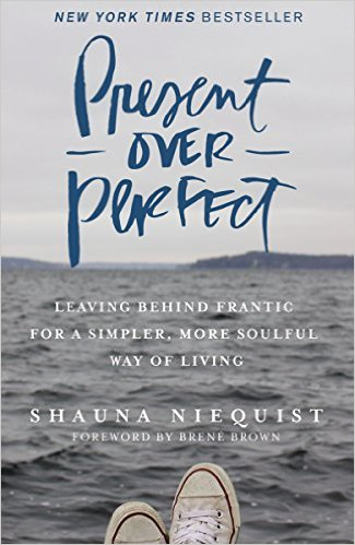 Book - Present Over Perfect