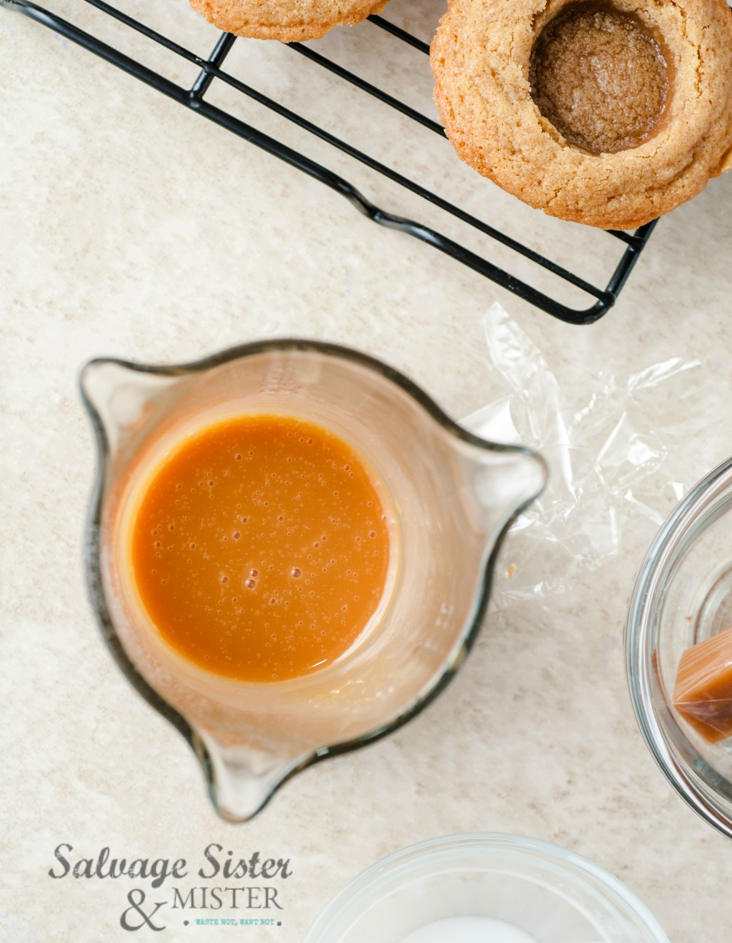 turtle cookie cups on salvagesisterandmister.com