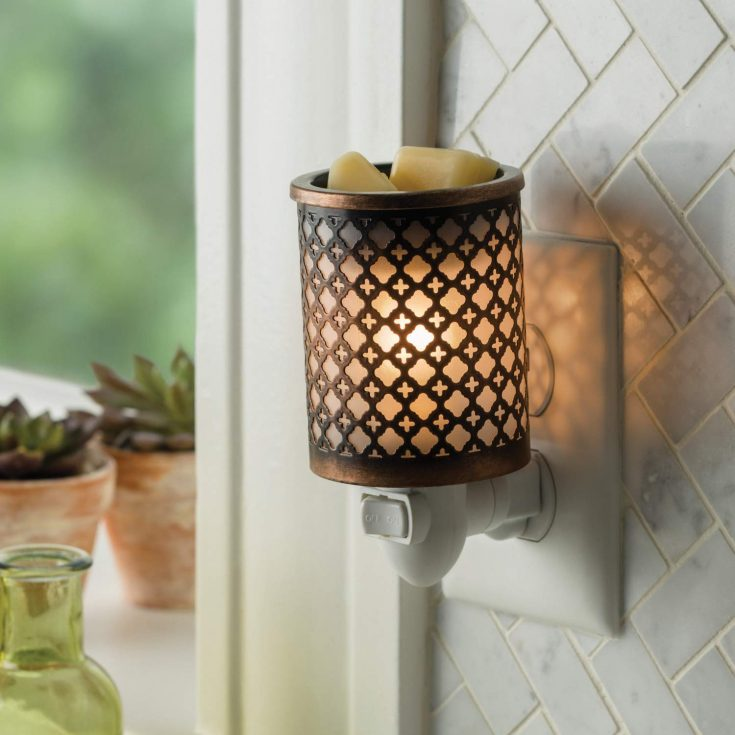 Fragrance Warmer - Plug-In