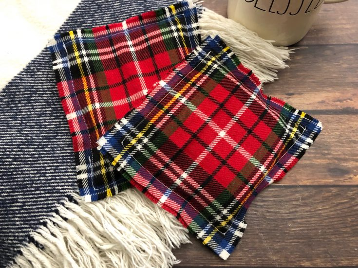 Flannel Hand Warmers