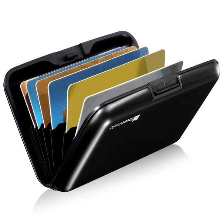 RFDI Blocking Credit Card Holder