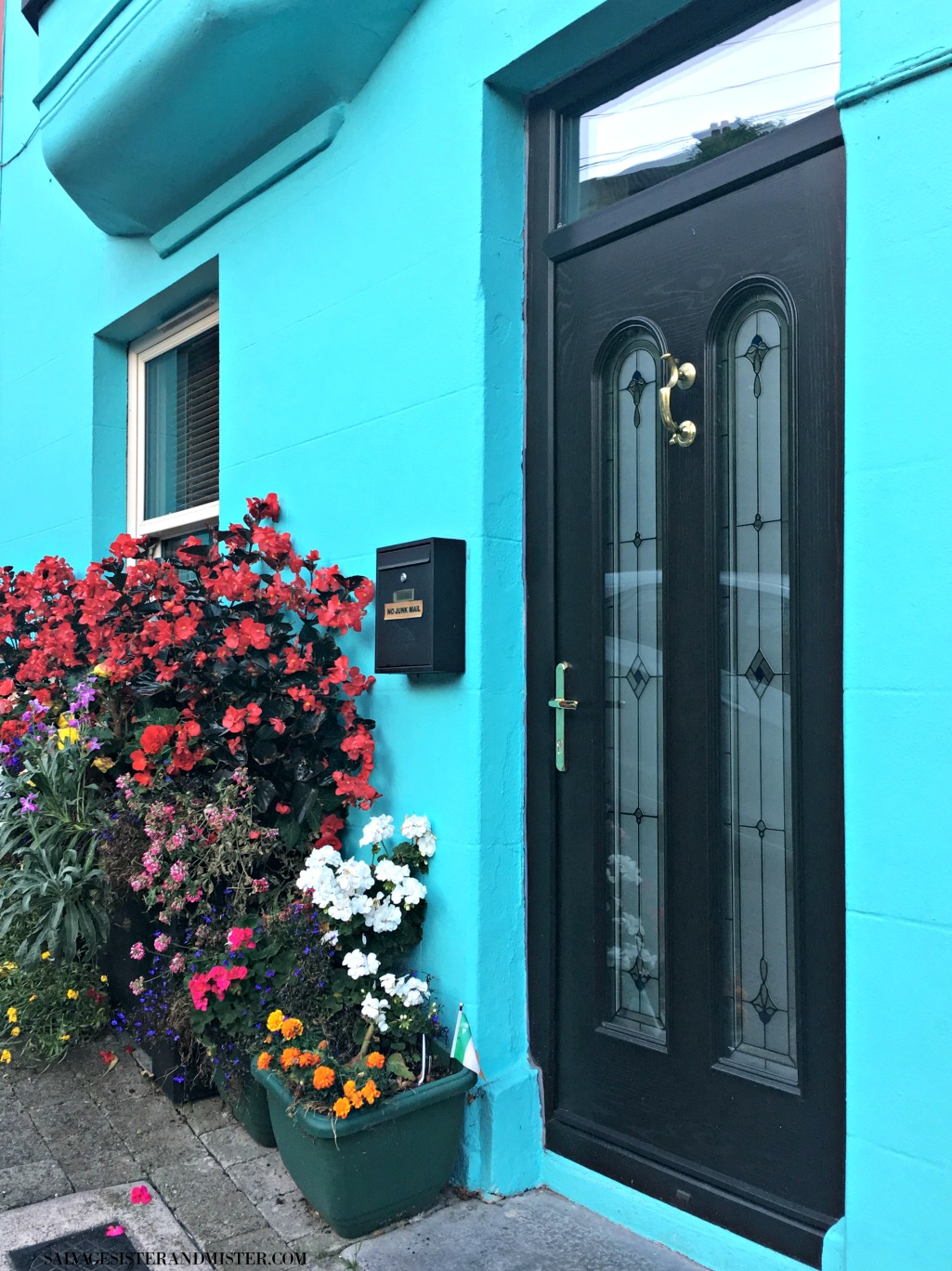 salvage moments - travel - sharing ur trip to ireland and the beautiful doors on salvagesisterandmister.com