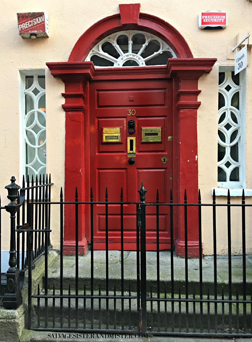 traveling - doors of ireland on salvagesisterandmister.com