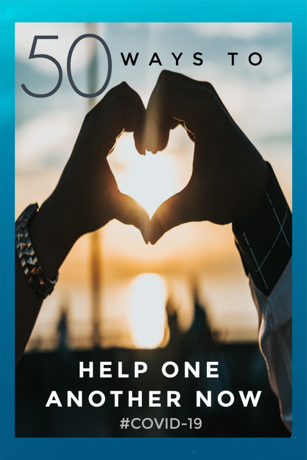 Are you feeling anxious? Do you know a great way to combat that anxiety is by helping others? Here are 50 Ways to Help One Another Now in dealing with the current pandemic of the Carnivorous. Find ways to help the elderly, families, students, needy, hospitals, and more. Find these solutions on salvagesisterandmister.com #salvagemoments and love one another (love in action)