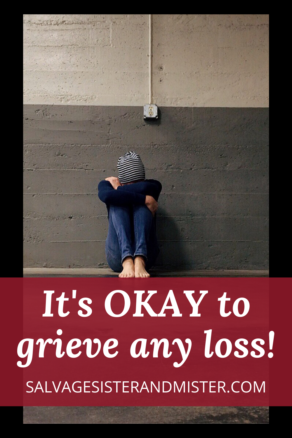 No matter what you are going through, it's okay to grieve any loss. No matter if it's a graduation, attending a baby shower, a loss of a trip, not seeing your loved ones, or whatever loss you are going through right now. It's time to grieve it. Find a trusted person and take the time to express yourself. More tips of grieving and then living is found on salvagesisterandmister.com #salvagemoments