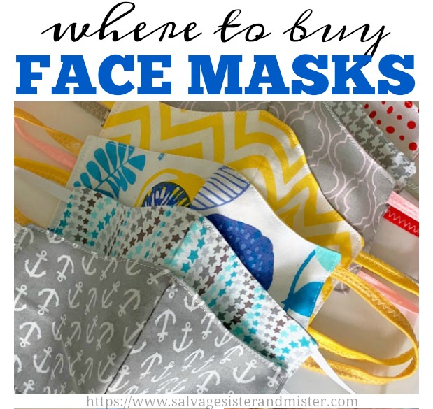 Where to purchase face masks and support small at the same time #standwithsmall