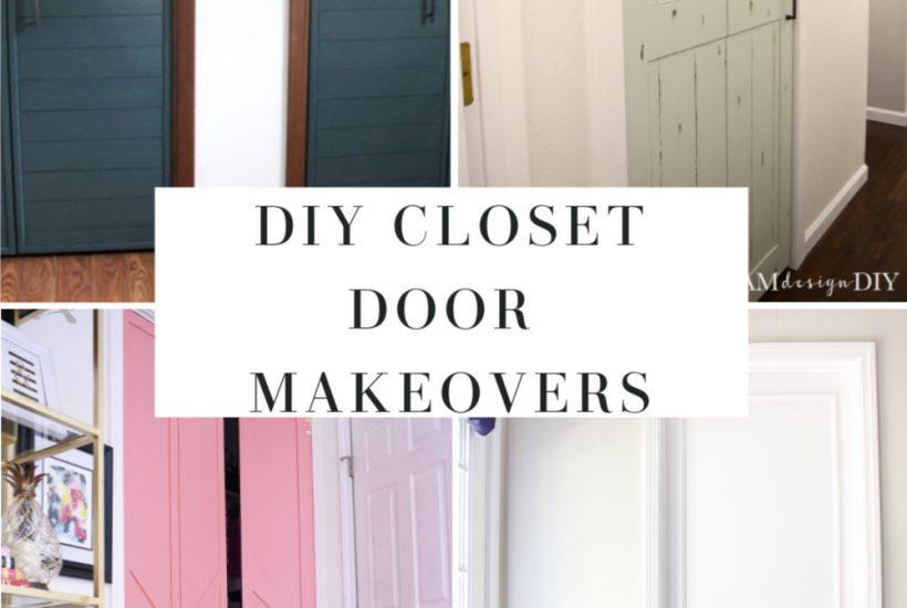 17 diy closet door makeovers